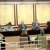 Image of CVF president testifying at California State Capitol, 2017