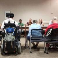 Image of Voting Accessibility Advisory Committee meeting, Sacramento 2017